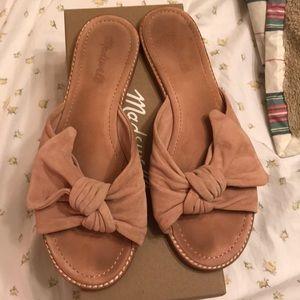 1b6c1e6a3657f Madewell Shoes - Madewell Naida half-bow Sandal